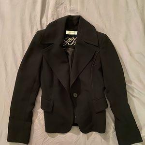 Navy blue blazer by Zara, worn only once or twice